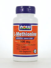 L-Methionine with Vitamin B-6