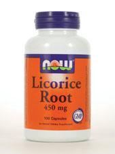 Licorice Root 450 mg