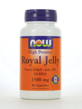 High Potency Royal Jelly