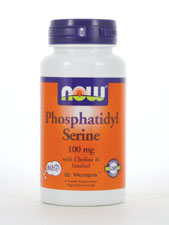Phosphatidyl Serine with Choline & Inositol 100 mg