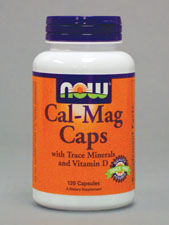 Cal-Mag Caps with Trace Minerals and Vitamin D
