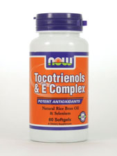 Tocotrienols & E Complex