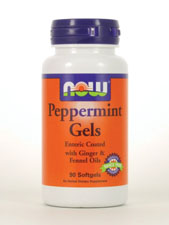 Peppermint Gels