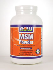 MSM Powder 1800 mg
