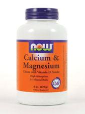Calcium & Magnesium Citrate with Vitamin D Powder