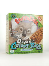 Organic Crispy Rice Bar - Chocolate