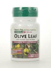 Herbal Actives Olive Leaf 250 mg