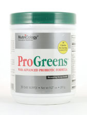ProGreens with Advanced Probiotic Formula