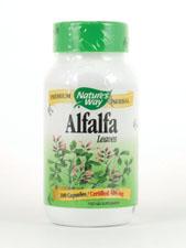 Alfalfa Leaves 405 mg