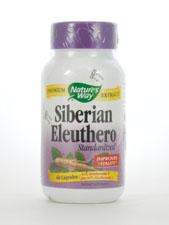 Siberian Eleuthero Standardized