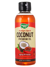 Coconut Oil - Spicy Sriracha
