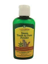 Neem Tooth & Gum Powder - Gentle Cinnamon Therape