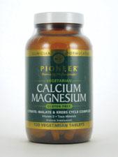 Vegetarian Calcium Magnesium Trace Mineral Complex