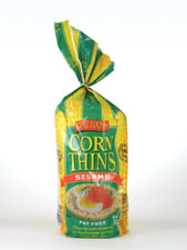 Sesame Corn Thins