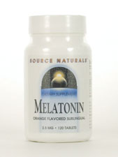 Melatonin Orange Flavored Sublingual 5 mg