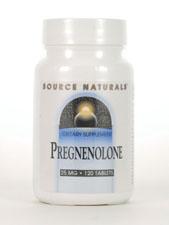 Pregnenolone 25 mg