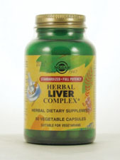 Herbal Liver Complex