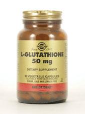 L-Glutathione 50 mg