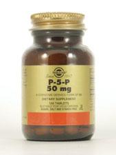 P-5-P 50 mg