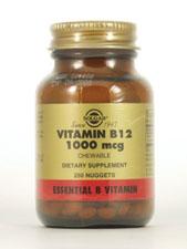 Vitamin B12 1,000 mcg