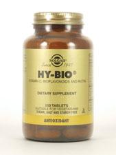 Hy-Bio Vitamin C, Bioflavonoids & Rutin