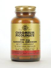 Chromium Picolinate (Trivalent) 200 mcg
