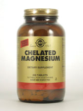 Chelated Magnesium 100 mg