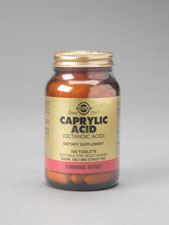 Caprylic Acid 365 mg