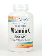 Bio-Plex, Buffered Vitamin C 500 mg