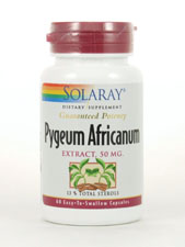 Pygeum Africanum Extract 50 mg