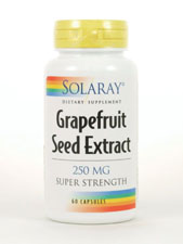 Grapefruit Seed Extract 250 mg