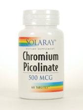 Chromium Picolinate 500 mcg