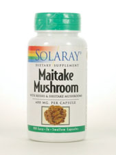 Maitake Mushroom with Reishi & Shiitake Mushrooms