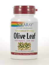 Olive Leaf Extract 250 mg