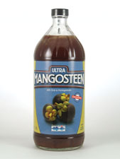 Ultra Mangosteen with Goji and Pomegranate