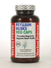 Psyllium Husks Veg Caps 625 mg
