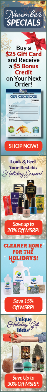 November NEEDS Monthly Specials Sale