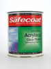 Safecoat Low Odor Acrylacq - Clear Finish