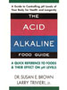 The Acid Alkaline Food Guide by Dr. Susan Brown
