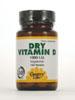 Dry Vitamin D 1,000 IU