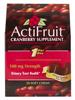 ActiFruit Cranberry Supplement with Cran-Max