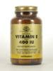 Natural Vitamin E Dry 400 IU