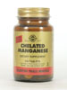 Chelated Manganese 8 mg