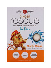 Ginger Rescue Mango For Kids