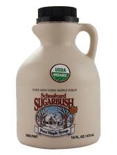 Pure Maple Syrup NY Grade A Very Dark Color
