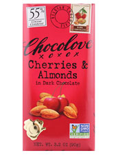 Cherry Almond Dark Chocolate