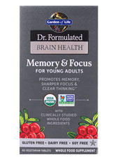 Memory & Focus for Young Adults