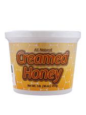 Creamed Local Raw Honey