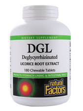 DGL Deglycyrrhizinated Licorice Root Extract