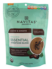 Essential Cacao & Greens Superfood Blend